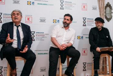 """Dezbatere """"CSR la romani – intre darnicie si responsabilitate"""""""