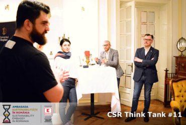 CSR Think Tank #11