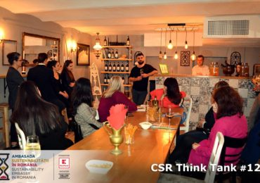 CSR Think Tank #12: Nominalizari pentru Ambasadorii Sustenabilitatii