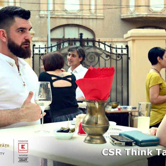 CSR Think Tank #13