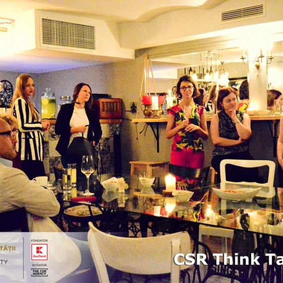 CSR Think Tank #14