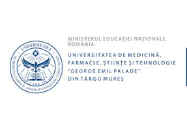"""Universitatea de Medicina, Farmacie, Stiinte si Tehnologie """"George Emil Palade"""" din Targu Mures"""