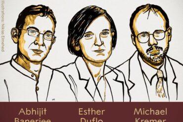 Premiul Nobel pentru economie a fost câștigat de trei profesori pentru lucrările lor privind combaterea sărăciei