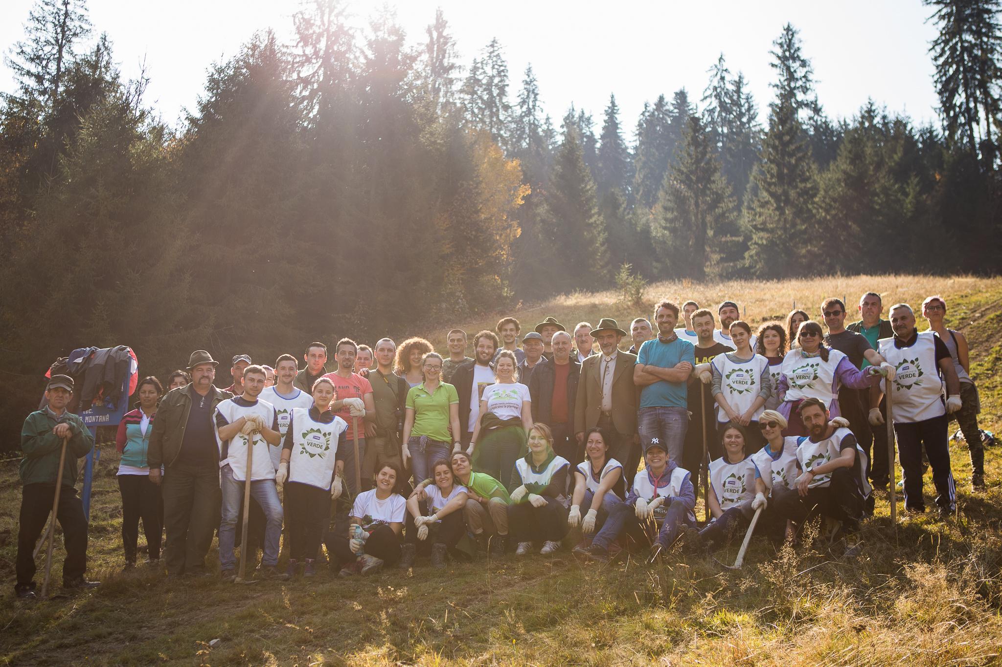 """""""Plantăm fapte bune în România"""". Jysk continuă acțiunile de împădurire pentru al treilea an consecutiv"""