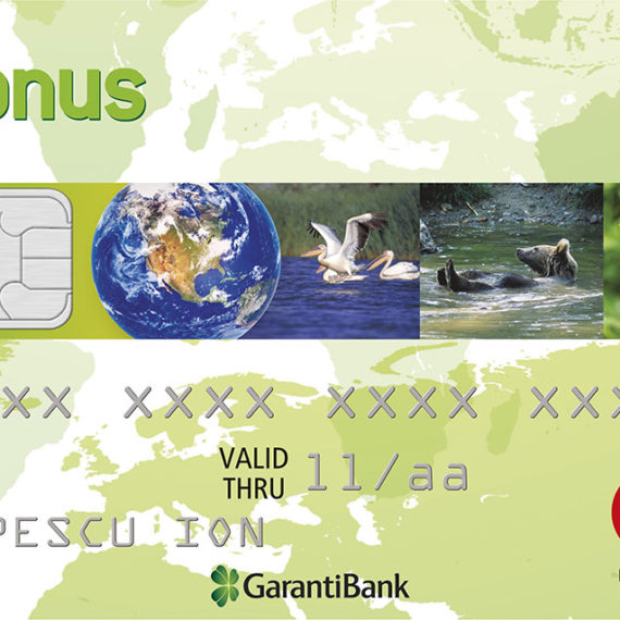 Garanti BBVA a direcționat 1,49 milioane lei pentru proiecte de mediu ale WWF