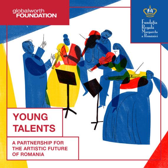 Fundația Globalworth și Fundația Regală Margareta a României lansează o nouă ediție a programului Tinere Talente