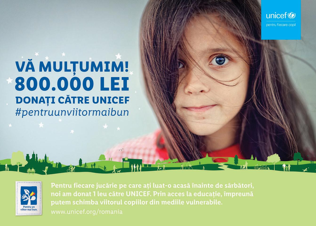 LIDL, investiție de 800.000 de lei pentru reducerea riscului de abandon școlar