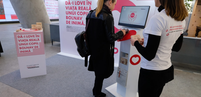 Fundația Globalworth investește 300.000 de euro pentru operarea copiilor cu boli cardiovasculare