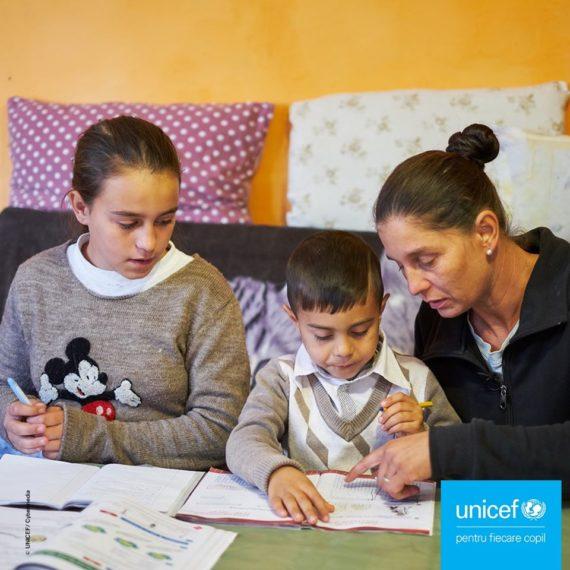 UNICEF România: Pandemia de COVID-19 a determinat o creştere a vulnerabilităţilor copiilor aflaţi în situaţie de risc