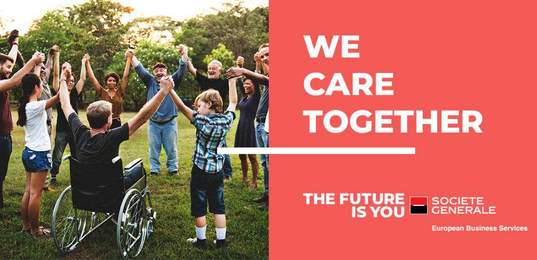 """Câștigătorii proiectului """"We Care Together"""", un program de finanțare de 200.000 de euro pentru proiectele derulate de ONG-urile din România"""