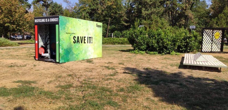 Recycling is a choice! – o nouă perspectivă asupra reciclării