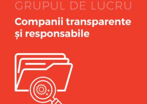 Grup de Lucru_Companii Transparente