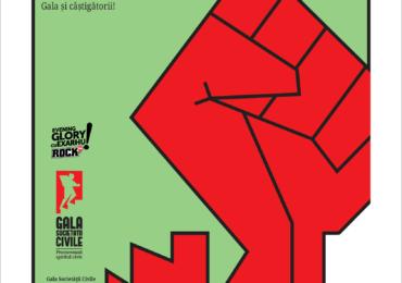 Premiile Gala Societății Civile 2020 se decernează la Evening Glory