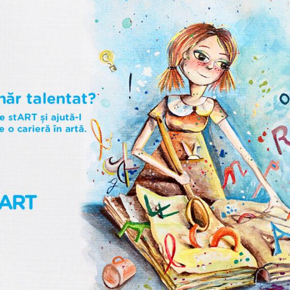 Burse pentru elevii talentați la pictură, desen, muzică, arte moderne
