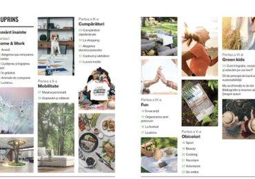 """,,Sustenabil zi de zi"""", un ghid cu sfaturi practice pentru un stil de viață ecofriendly"""