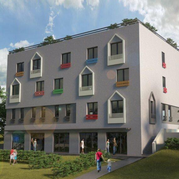 Fundația pentru Copii Ronald McDonald începe construcția unei noi Case Ronald McDonald la Iași