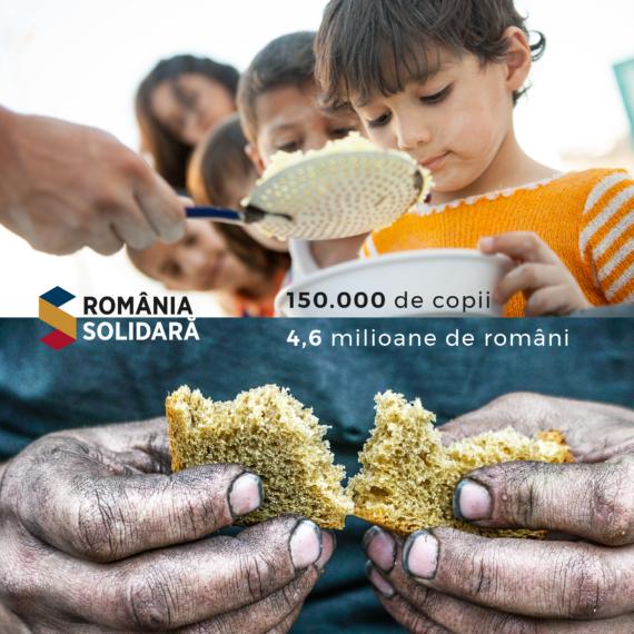 Eurobarometru: Românii vor ca reducerea sărăciei și accesul la educație să fie prioritare