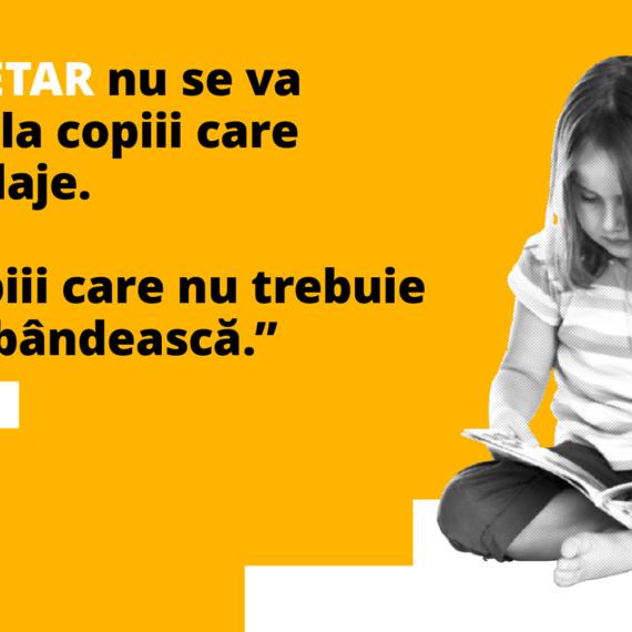 Platforma Alfabetar a fost lansată. Proiectul are ca scop diminuarea analfabetismului funcţional din România
