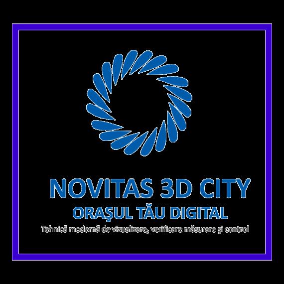 NOVITAS 3D CITY SRL