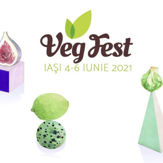 Asociația Veganilor din România organizează VegFest 2021 în Iași, 4-6 iunie