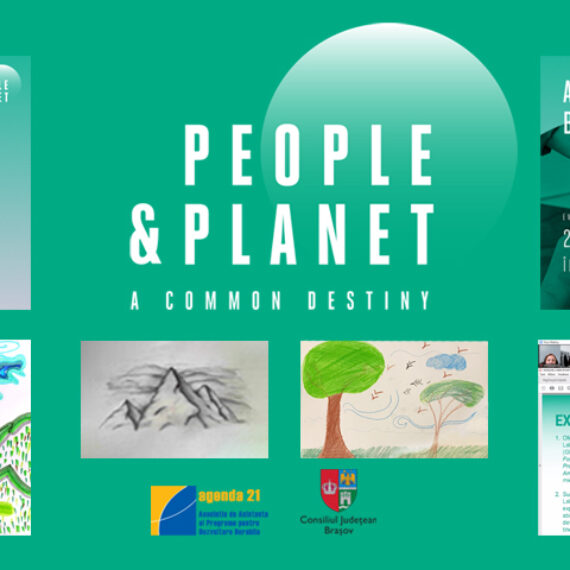 PEOPLE & PLANET: a Common Destiny