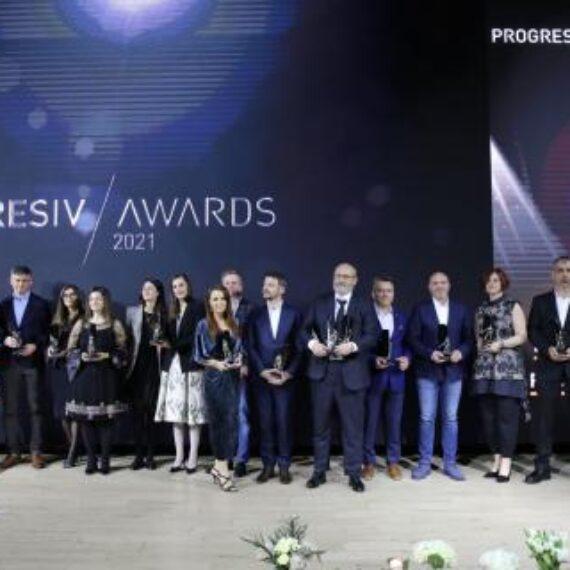 Progresiv Awards 2021 și-a desemnat câștigătorii