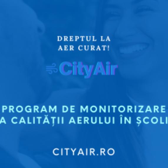 Calitatea aerului va fi monitorizată în 30 de școli din București