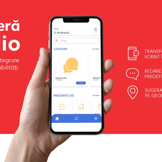 Kaufland anunță lansarea Vocalio, aplicația câștigătoare a competiției Accessibility Hackathon