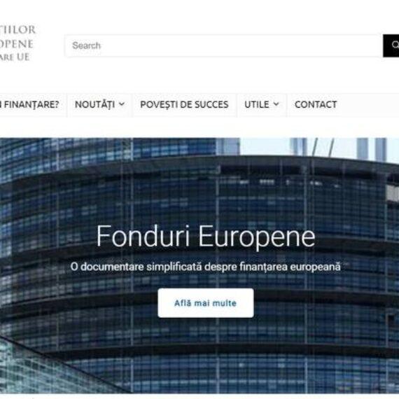 Platforma Oportunități de Finanțare UE, pentru firmele care caută sprijin financiar sau parteneri