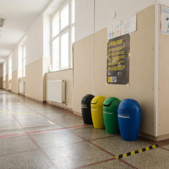 Programul ASAP de implementare în școli a sistemului de colectare selectivă a deșeurilor reciclabile va ajunge în toate reședințele de județ din România în anul școlar 2021-2022